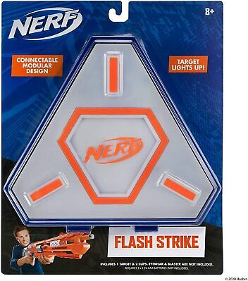 Nerf Elite Digital Flash Strike Target New For 2020 Indoor Outdoor • 13.99£