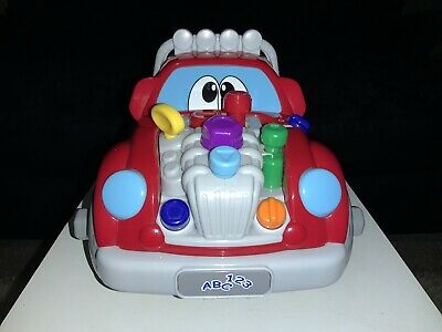 Chicco Talking Mechanic Sound Toy Car. • 10£