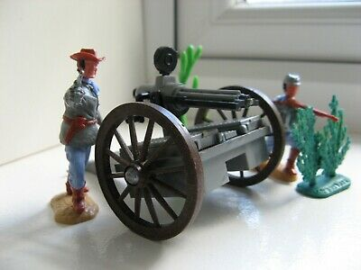 Timpo - Two Confederate Soldiers With Gatling Gun. • 30£