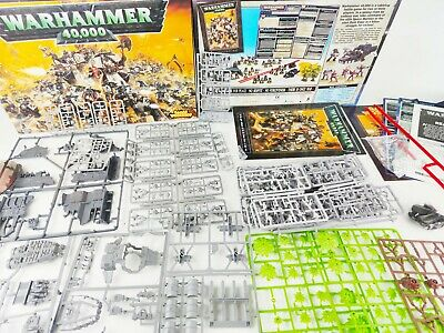 Warhammer 40k 3rd Edition Core Starter Set UNUSED On Sprues [ENG,1993] • 299.95£