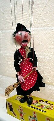 Pelham Puppet - Witch - Circa 1962 • 4.70£