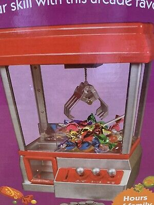 Candy Grabber Claw Machine Arcade Game New In Box • 20£
