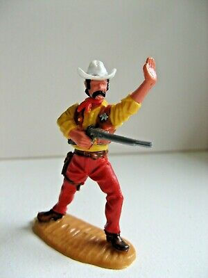 Timpo - Standing Sheriff With Rare Hard-to-find Head • 25£