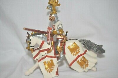 2011 Papo Jousting Knight And Horse • 5.99£
