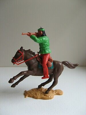 Timpo - Mounted Apache With Rifle. • 24£