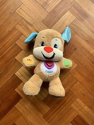 Fisher-Price Laugh & Learn Smart Stages Puppy Educational Toy • 1.50£