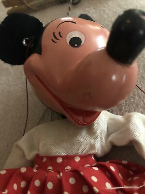 Pelham Puppet SL Minnie Mouse • 14£