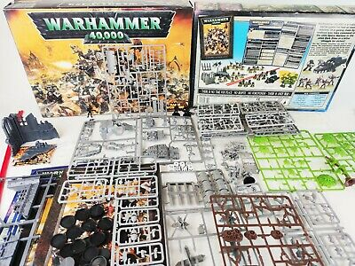 Warhammer 40k 3rd Edition Core Starter Set UNUSED On Sprues [ENG,1993] • 209.95£