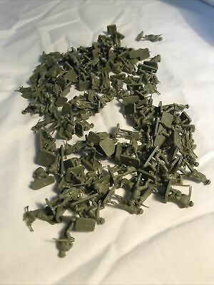 WW2 British Infantry Airfix Models - Job Lot • 2£