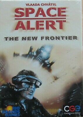 Czech Games Edition  Space Alert The New Frontier Expansion • 27£