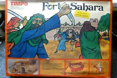 Timpo Fort Sahara From 1972  • 350£