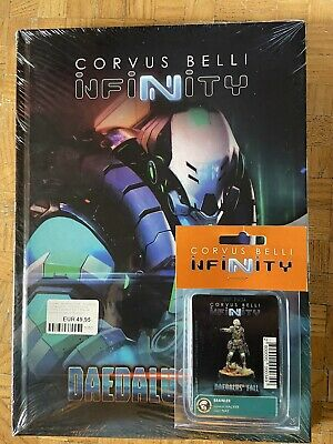 Infinity Daedalus' Fall With Limited Edition Brawler • 45£