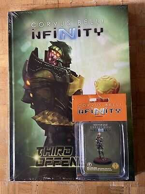 Infinity Third Offensive With Limited Edition Brawler • 45£