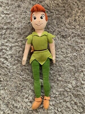 Disney Store Peter Pan Plush • 8£
