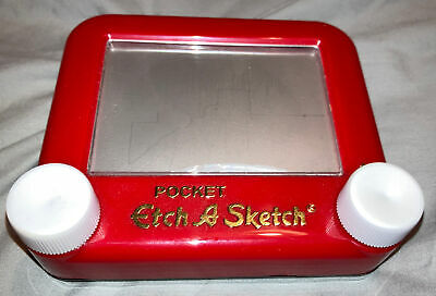 Etch-A-Sketch Drawing Toy - 20083952 • 3.30£