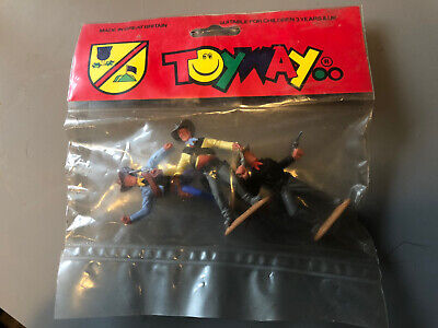 Timpo Toyway Cowboys Bagged • 20£
