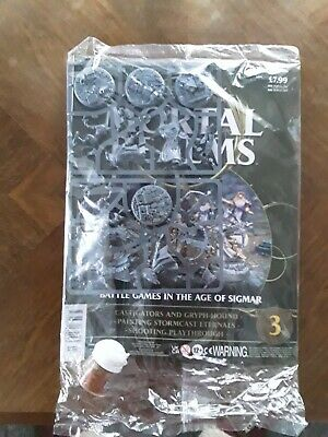 Warhammer Mortal Realms Magazine Issue 3 New And Sealed • 4.99£