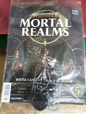 Warhammer Mortal Realms Magazine Issue 5 New And Sealed • 4.99£