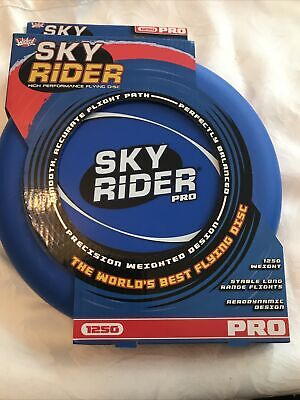 New Wicked Sky Rider Pro Junior Outdoor 125g Disc Stable New Free Postage C8 • 9.99£