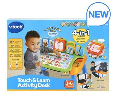 VTech 4-in-1 Touch And Learn Activity Desk (3+ Years) • 48.99£