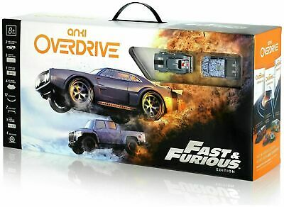 Anki Overdrive Fast And Furious Edition Starter Kit App Controlled Game 8+ Years • 59.99£