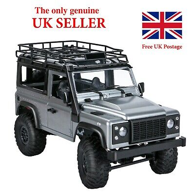 Radio Controlled Land Rover Off Road Rock Crawler 4WD MN 99s 2.4G 1/12 • 59.99£