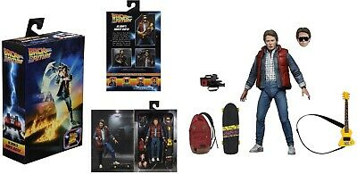 Back To The Future Part 1 - Ultimate Marty McFly 7″ Scale Action Figure - NECA • 33.95£