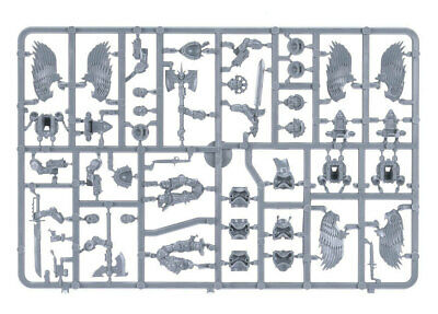 40K Blood Angels Space Marine Sanguinary Guard Bits : Multi Parts Listing • 2.11£