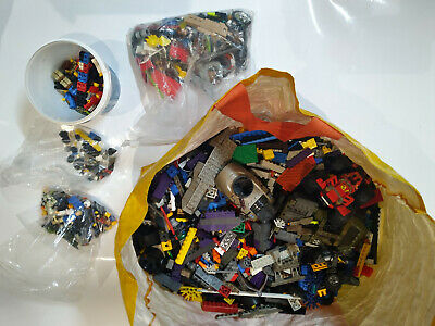 5kg Bundle Toys Bricks Mega Bloks Halo Pirates Cobi K'nex Playmobil Minifigs • 2.61£