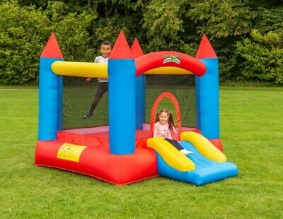 Kids Bouncy Castle Inflatable Bouncer Bounce House And Slide Inflatable Garden  • 205.99£