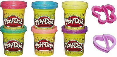 Play-Doh Sparkle Compound Collection Hasbro NEW • 7.99£