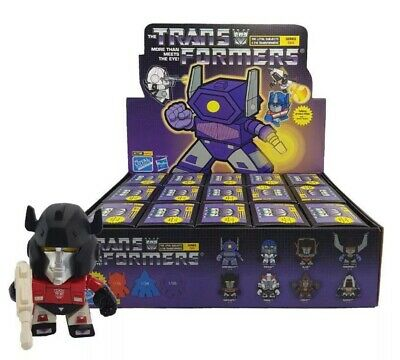 Box Of 15 Transformers Series Two Loyal Subjects Action Vinyl Blind Boxes!! • 27.99£