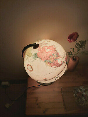 Light Up GLOBE - EDUCATIONAL & GEOGRAPHICAL • 12£