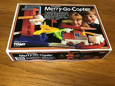 Vintage Tomytime Merry Go Copter • 45£