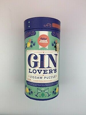 Ridley's 500pc Jigsaw Puzzle (Gin Lovers) BRAND NEW • 0.99£