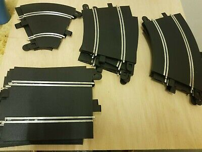 Scalextric Sports Track X 16 Pieces Used • 16.29£