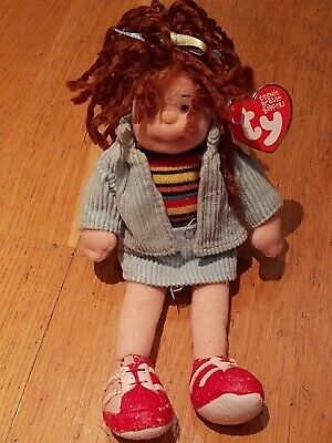 TY Beanie Boppers Doll With Tag - Pretty Penelope • 4.99£