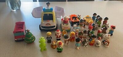 Happyland Figures And Vehicles • 23£
