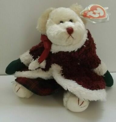Rare Ty Attic Treasure Collection Mrs Santa Lovely Christmas Bear New With Tag • 1.99£