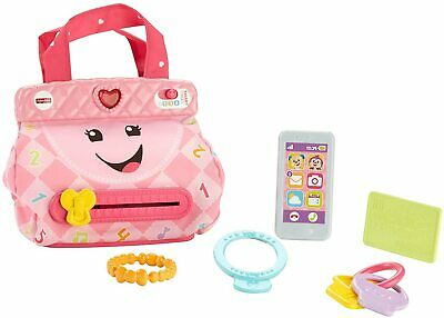 Fisher-Price FPR50 Laugh And Learn My Smart Purse Multicolor  • 34.25£