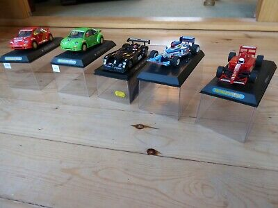 Large Collection Of Classic Scalextric Track, Cars And Accessories • 20£