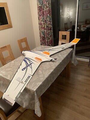 Eflite Opterra 2 Metre Rc Plane Wing Glider With Safe As3x Ar636 Reciever • 140£