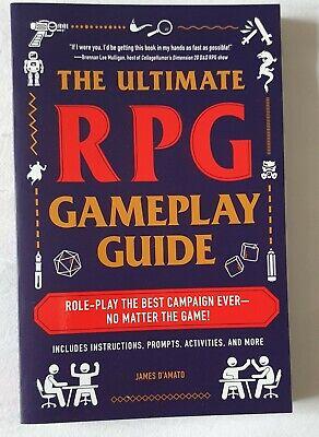The Ultimate RPG Gameplay Guide • 0.99£