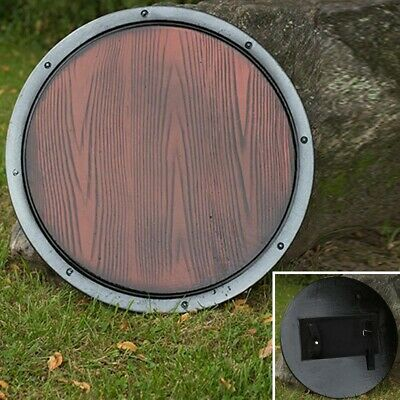 Foam & Latex RFB Wooden Shield - Perfect For LARP / Roleplay Events • 50£