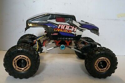 Rockfighter 1:10 Electric Rock Crawler Ready To Run : NEW BUT OLD STOCK • 149£