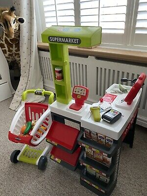 Toy Supermarket & Accessories RRP £60 • 18£