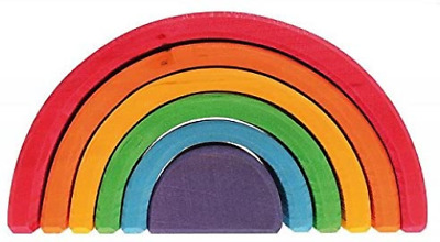 Grimm's Spiel Und Holz Design SH10700 Grimm's Game And Wood Design, Rainbow • 38.98£