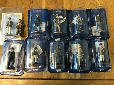 Del Prado Toy Soldiers Only X 11 Job Jot 1/30 Scale • 9.99£