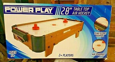 Power Play Air Hockey 28inch - New Opened Box - READ • 37.99£