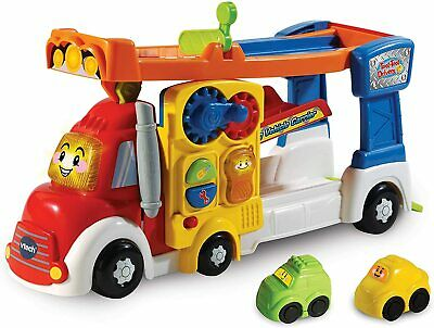 VTech Toot-Toot Drivers Big Vehicle Carrier, Baby Interactive Toys Multicolor  • 42.85£